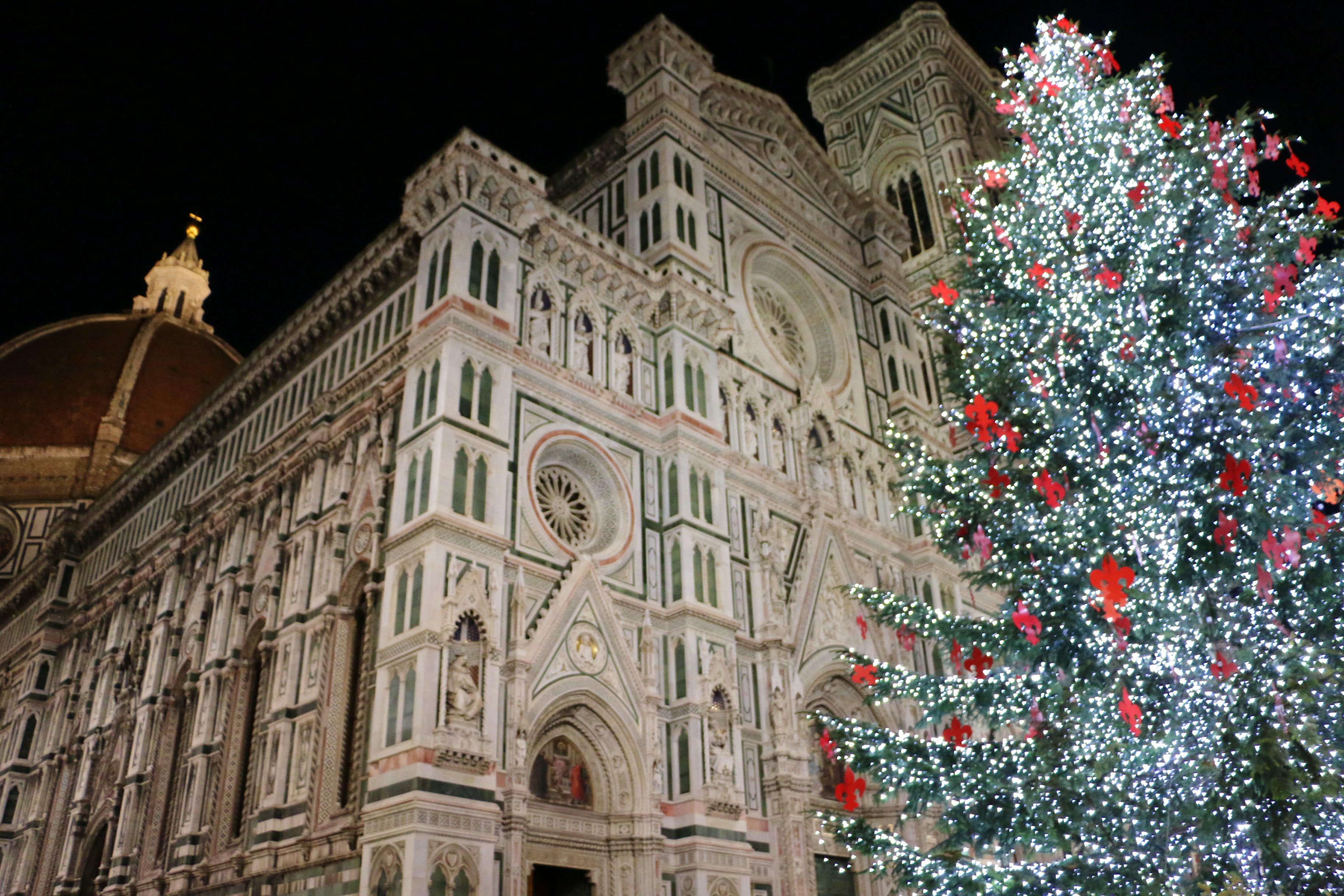 Christmas In Florence Italy.December Christmas Holidays In Florence What To See And Do