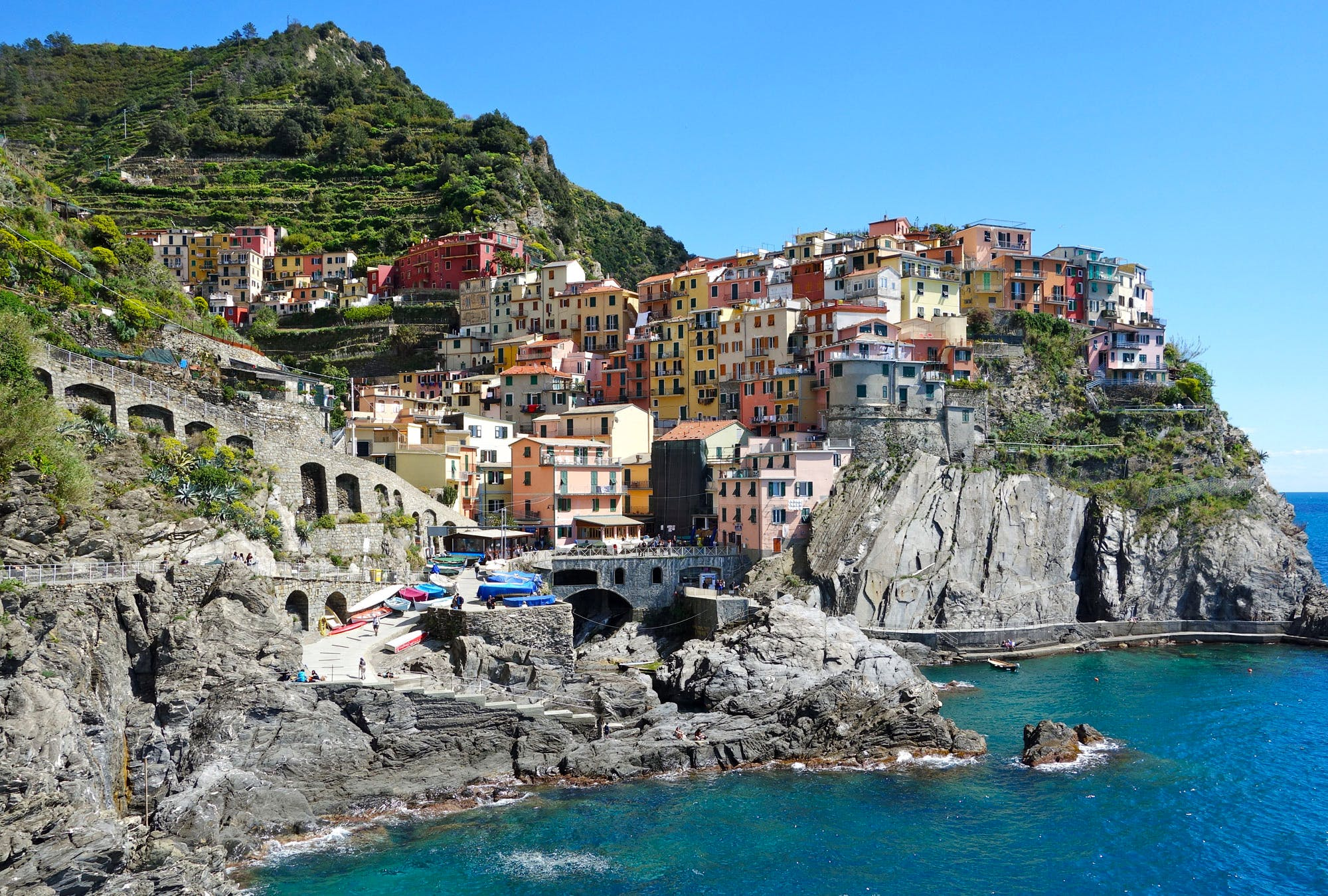Cinque Terre An Introduction To The Five Towns Of Cinque Terre