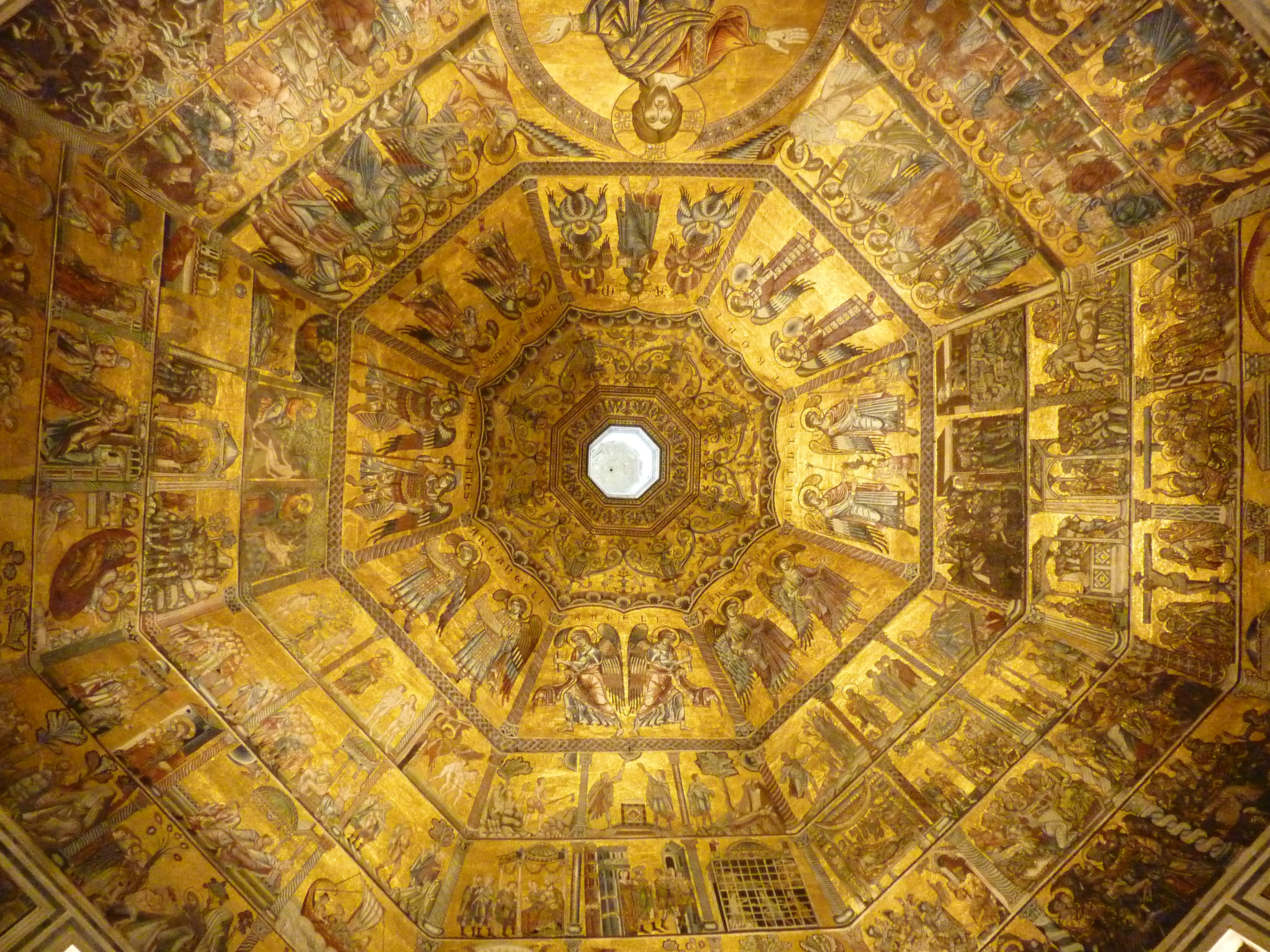 Battistero di Firenze:Visita Firenze e il Battistero di San Giovanni