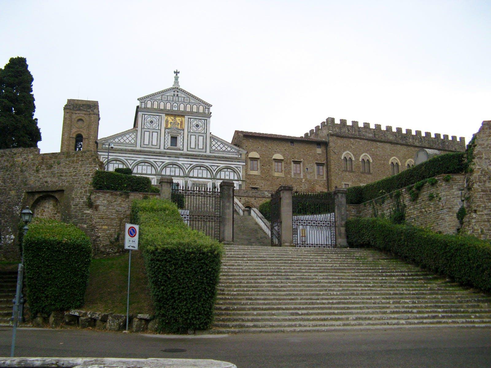San Miniato Al Monte Florence Italy