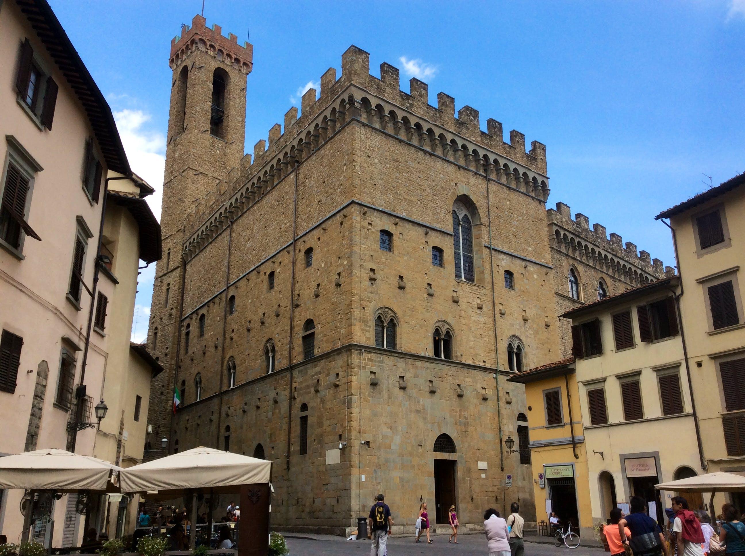 Museo Del Bargello.Bargello Firenze Museo Nazionale Del Bargello A Firenze