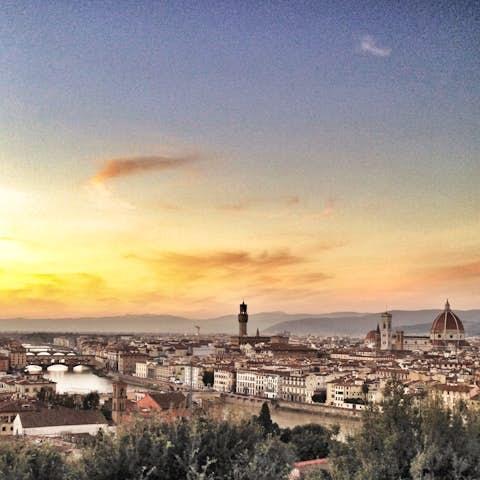 Previsioni Meteo Firenze e Provincia