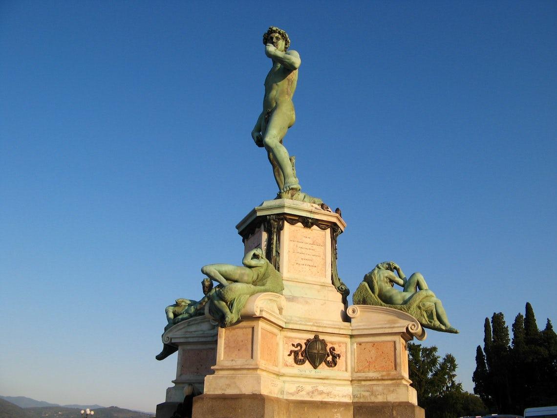 Michelangelo images - Panoramic View From Piazzale Michelangelo Florence Italy Panoramic Views Of Florence