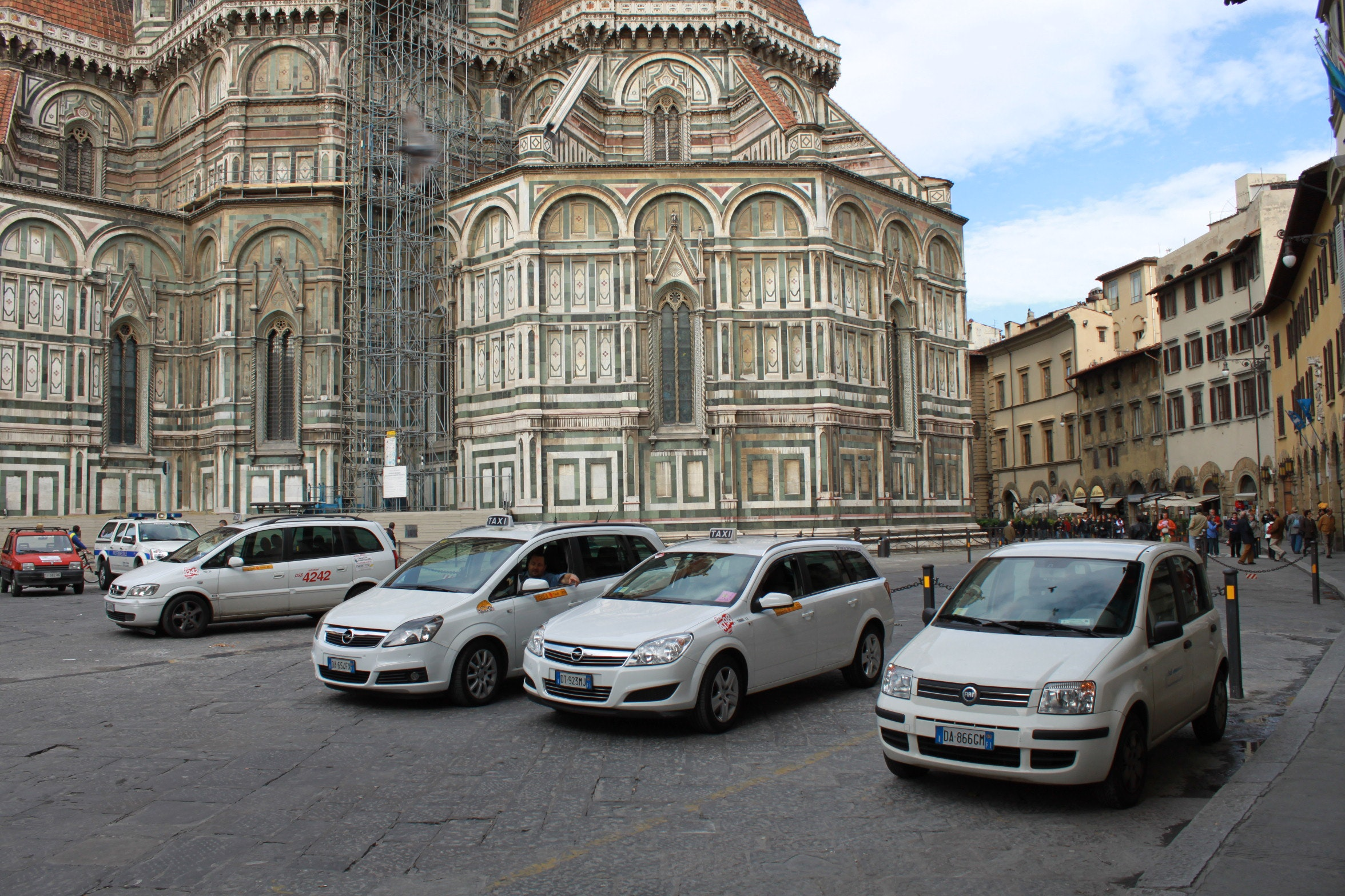 Taxi of the White Church: contact numbers