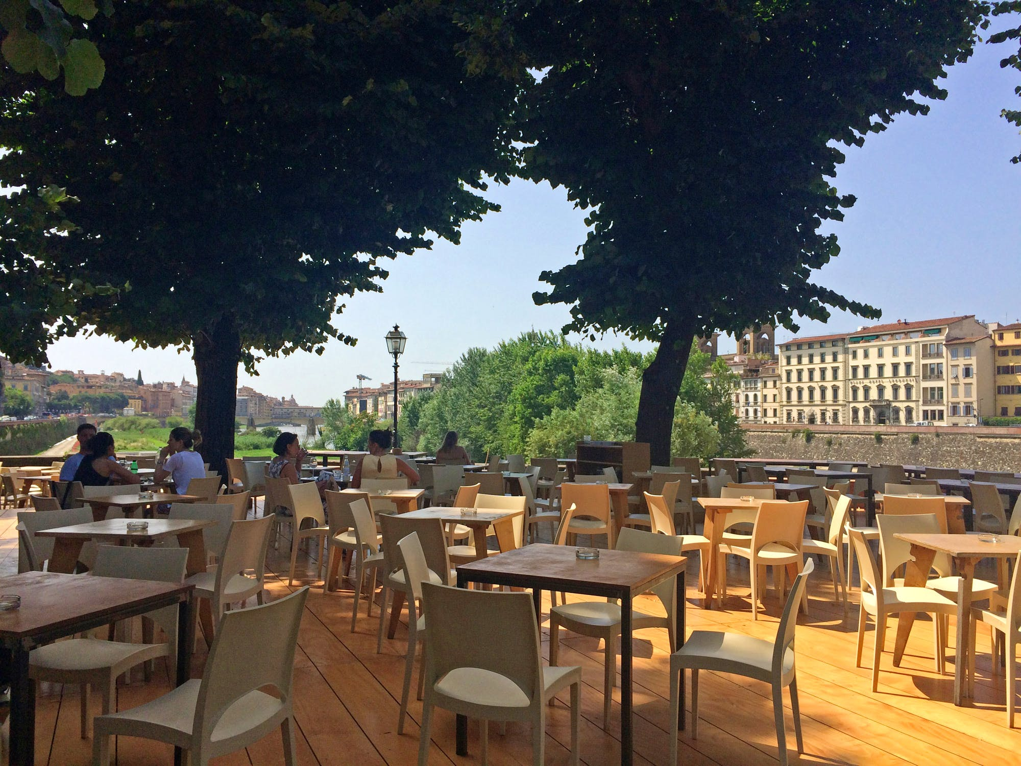 outdoor spaces in florence where to enjoy summer like a local