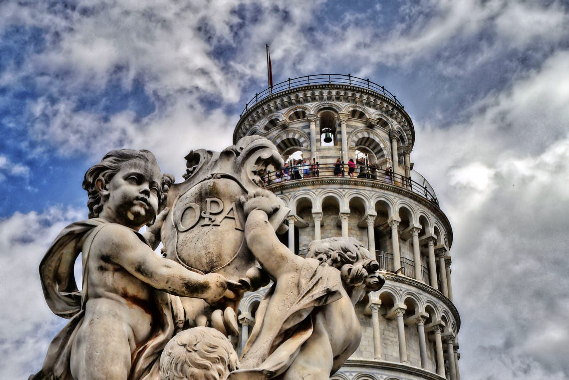 Pisa Italy Tourist Guide To Visiting The Leaning Tower Of And In TuscanyItaly