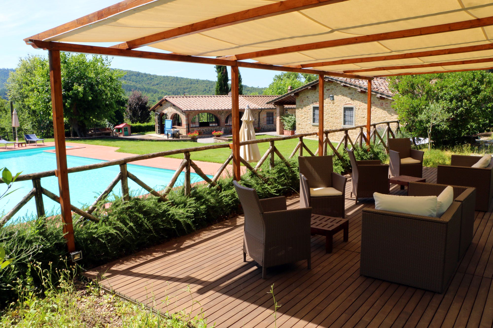 Tuscany Farmhouse AccommodationAgriturismo In ToscanaFarm