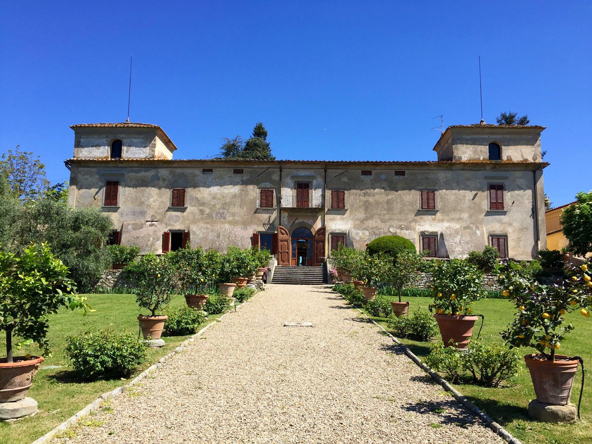 Villa Medicea Di Lilliano Luxury Residences Near Florence