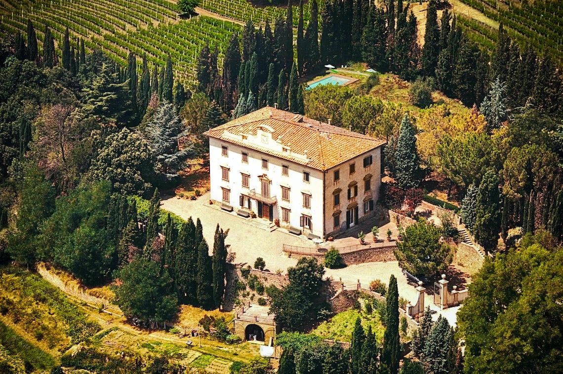 Beauteous 90 tuscany rental villas design ideas of villa for Tuscany villas